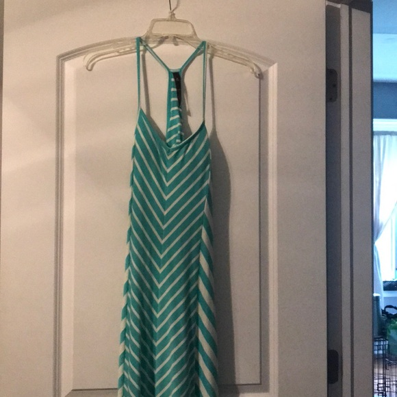 Jessica Simpson Dresses & Skirts - Never worn racer back maxi dress